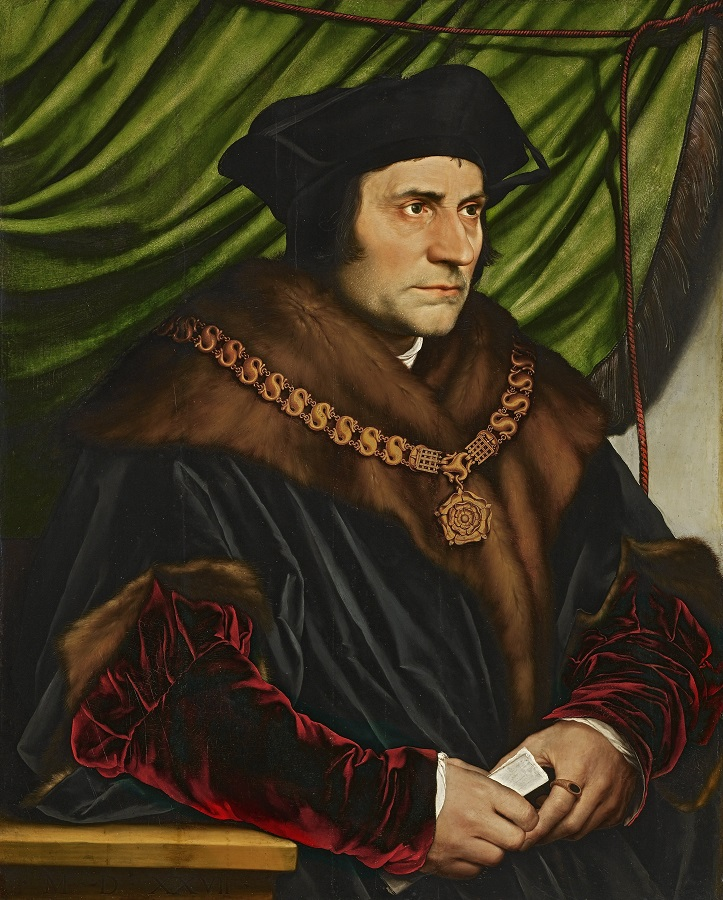 Hans Holbein the Younger Sir Thomas More Google Art Project